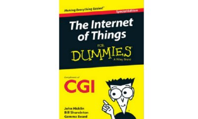 Free Copy of The Internet of Things for Dummies