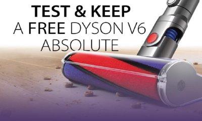 Free Dyson V6 New