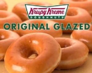 Free Glazed Doughnut