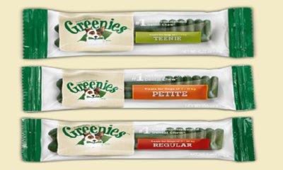 Free Greenies Dog Treat