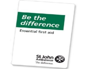 Free First Aid Guide Book