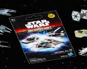 Free Star Wars Micro Machines Toy