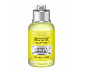 Free L'Occitane Cedrat Shower Gel
